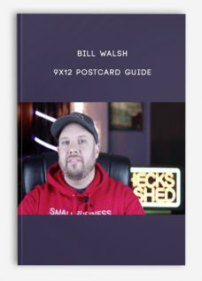 9×12 Postcard Guide by Bill Walsh