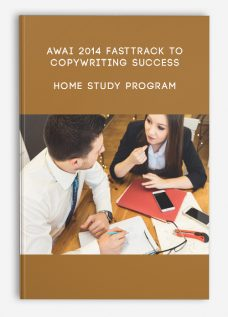 Awai 2014 Fasttrack To Copywriting Success Home Study Program