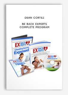 Be Back Experts Complete Program by Dean Cortez