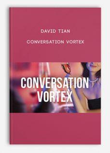 Conversation Vortex by David Tian