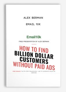 Email 10K by Alex Berman