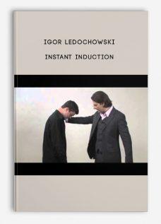 Igor Ledochowski Instant Induction