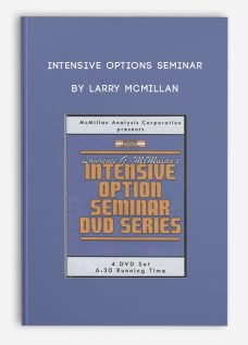 Intensive Options Seminar by Larry McMillan