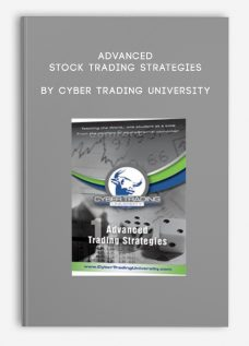 Advanced Stock Trading Strategies by Cyber Trading University