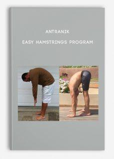 Antranik – Easy Hamstrings Program