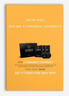Justin Woll – 2019 BSF E-commerce university