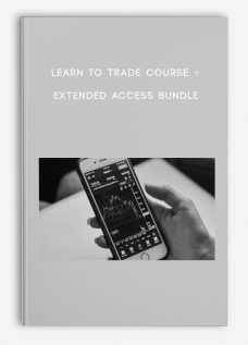Learn to Trade Course + Extended Access Bundle