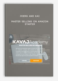 Master Selling On Amazon – Starter by Joerg And Kai