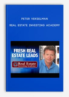 Real Estate Investing Academy by Peter Vekselman