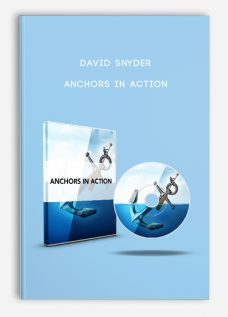Anchors In Action by David Snyder