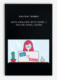 Data Analysis with Excel | Online Excel Cours by Gautam Tambay