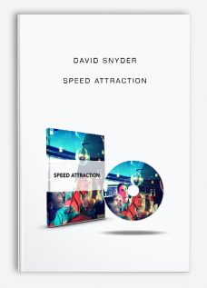David Snyder – Speed Attraction