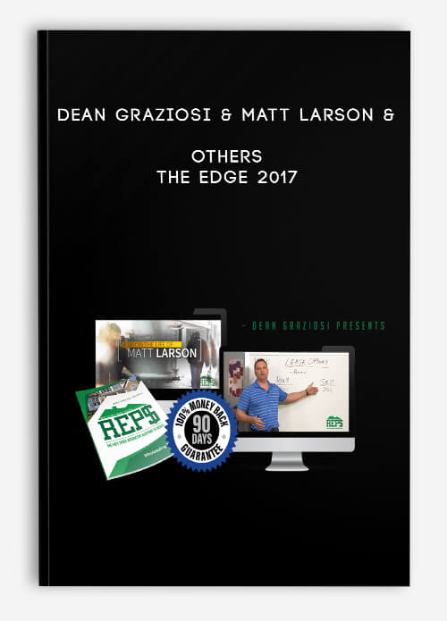 Dean Graziosi & Matt Larson & Others – The Edge 2017
