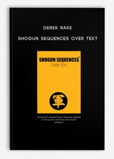 Derek Rake – Shogun Sequences Over Text