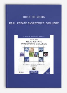 Dolf De Roos – Real Estate Investor's College