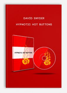 Hypnotic Hot Buttons by David Snyder