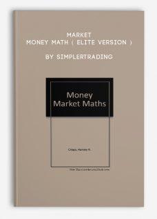 Simplertrading – Market Money Math ( Elite Version )