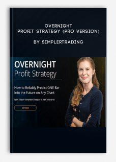 Simplertrading – OVERNIGHT Profit Strategy (Pro version)