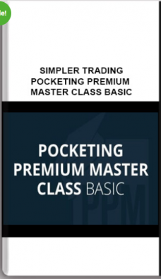 Simplertrading – Pocketing Premium Master Class Basic