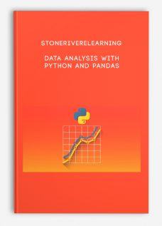 Stoneriverelearning – Data Analysis with Python and Pandas