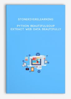 Stoneriverelearning – Python BeautifulSoup: Extract Web Data Beautifully