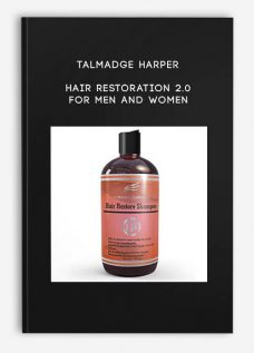 Talmadge Harper – Hair Restoration 2.0 – For Men and Women