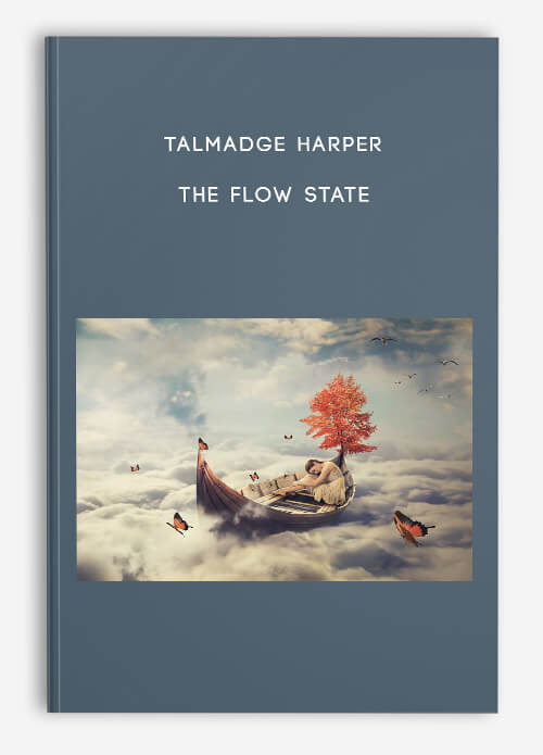Talmadge Harper – The Flow State