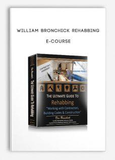 William Bronchick Rehabbing E-Course