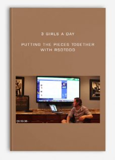3 Girls A Day – Putting the Pieces Together with RSDTodd