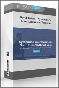 David Jenyns – Systemology – Team Accelerator Program