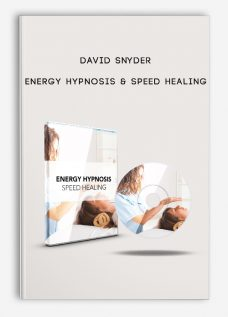 Energy Hypnosis & Speed Healing by David Snyder
