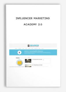 Influencer Marketing Academy 2.0