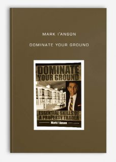 Mark I'Anson – Dominate Your Ground