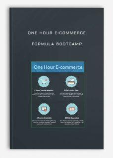 One Hour E-commerce Formula Bootcamp