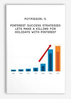 PotPieGirl's Pinterest Success Strategies- Lets Make a Killing for Holidays with Pinterest