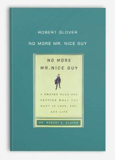 Robert Glover – No More Mr. Nice Guy