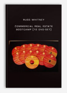Russ Whitney: Commercial Real Estate Bootcamp (12 DVD-set)
