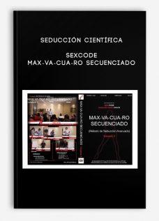 Seducción Científica – SexCode – Max-Va-Cua-Ro Secuenciado