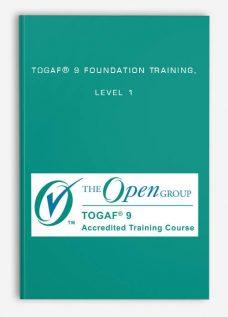 TOGAF® 9 Foundation Training Level 1