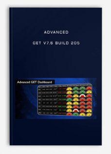 Advanced GET V7.6 Build 205