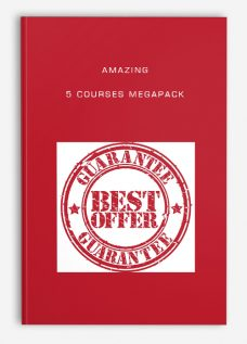 Amazing 5 Courses Megapack