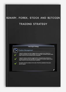 Binary, Forex, Stock and Bitcoin Trading Strategy