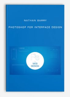 Nathan Barry – Photoshop for Interface Design