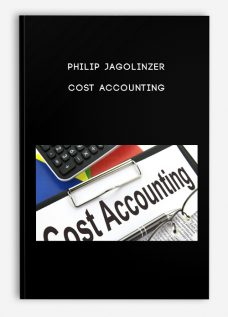 Philip Jagolinzer – Cost Accounting