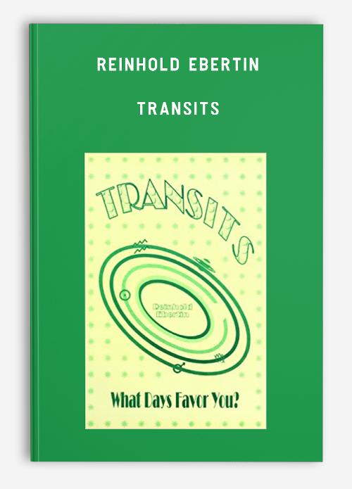 Reinhold Ebertin – Transits