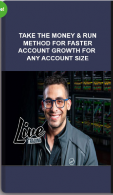 Simplertrading – 'Take The Money & Run' Method For Faster Account Growth for Any Account Size ( PRO PACKAGE )