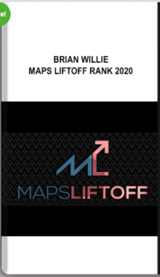 Brian Willie – Maps Liftoff Rank 2020