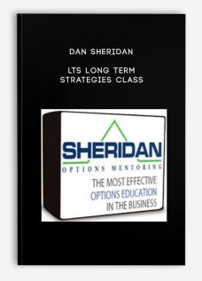Dan Sheridan – LTS Long Term Strategies Class