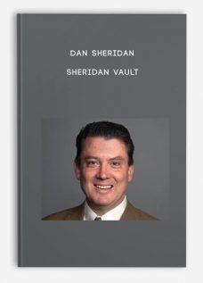 Dan Sheridan – Sheridan Vault
