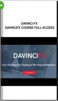 Davinci-fx – Davincifx Course Full Access